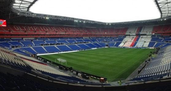 Il nuovo stadio del Lione, casa di Euro 2016: Parc Olympique Lyonnais