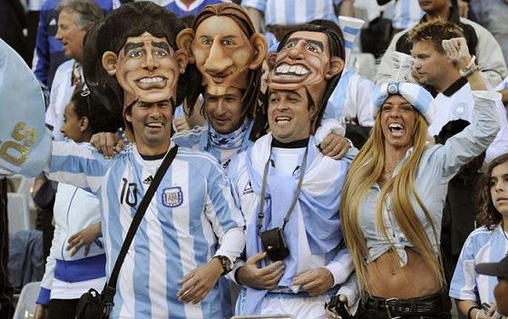 Tifosi argentina