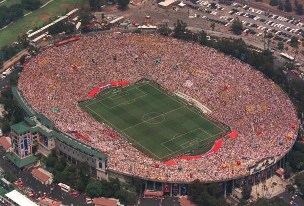 Mondiali di calcio: la classifica della media spettatori