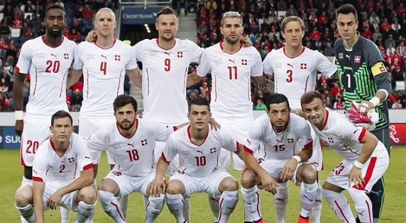 """Euro2016: la Svizzera pronta ad """"incendiare"""" la fase finale"""