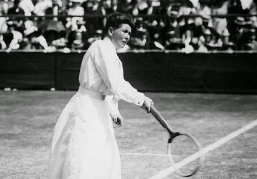 Charlotte Cooper: la prima donna a vincere l'oro alle Olimpiadi moderne