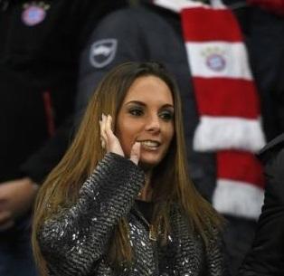 Cecile, la moglie di Mehdi Benatia, difensore del Marocco e della Juventus