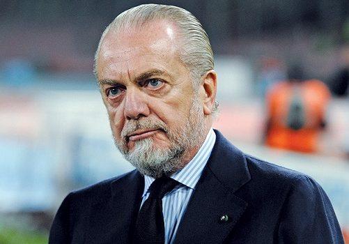 Aurelio De Laurentiis, chi è il super Presidente del Napoli