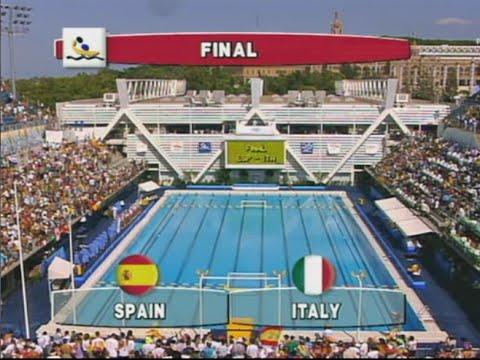 Barcellona 92: Italia batte la Spagna, oro memorabile nella pallanuoto