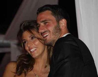 La moglie di Leonardo Bonucci: Martina Maccari