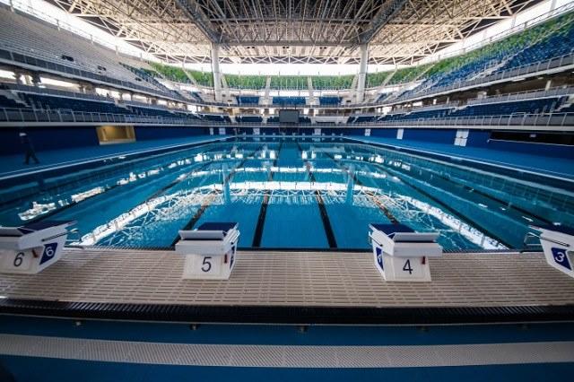 Rio 2016 il programma delle gare di nuoto - Piscina olimpiadi ...