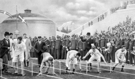 Albo d'oro 100 metri Olimpiadi uomini