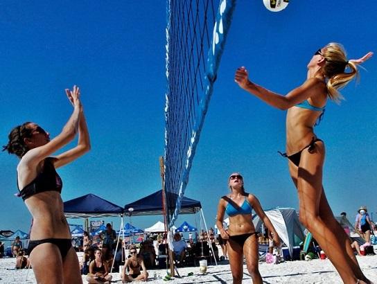 Beach-Volley: le regole base ed i termini più comuni