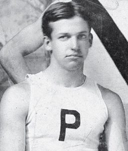 Burke in una foto dell'epoca