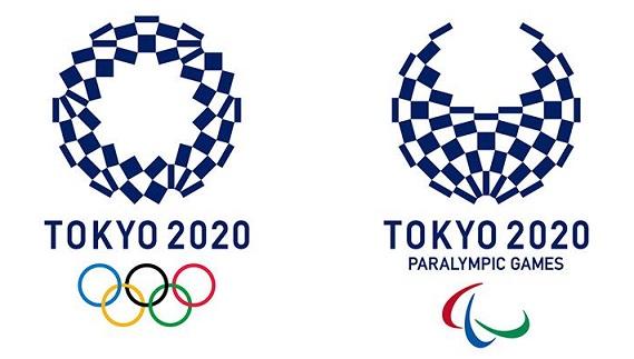 I loghi delle Olimpiadi di Tokyo 2020