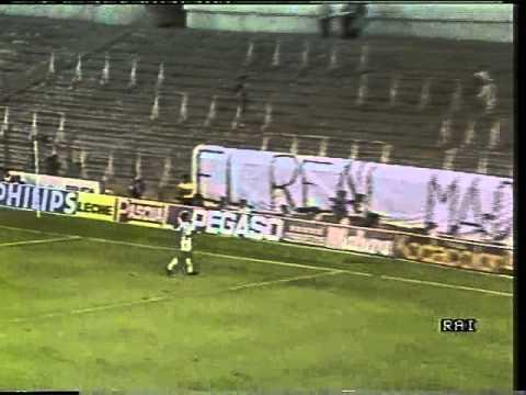 Real Madrid-Napoli 1987: l'esordio di Maradona in Coppa Campioni
