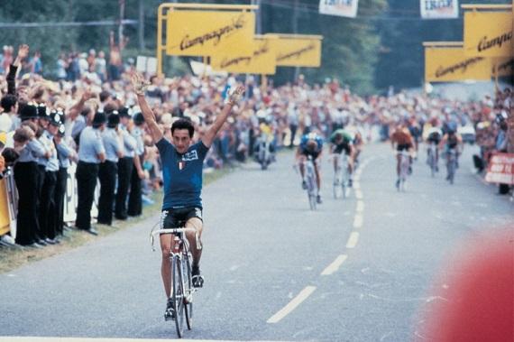 Saronni vince mondiale 1982: la fucilata di Goodwood