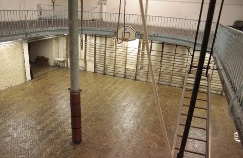 Il campo da basket più antico del mondo, Parigi St Denis
