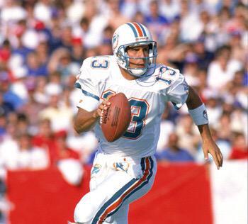 Dan Marino, il campione della NFL senza titoli