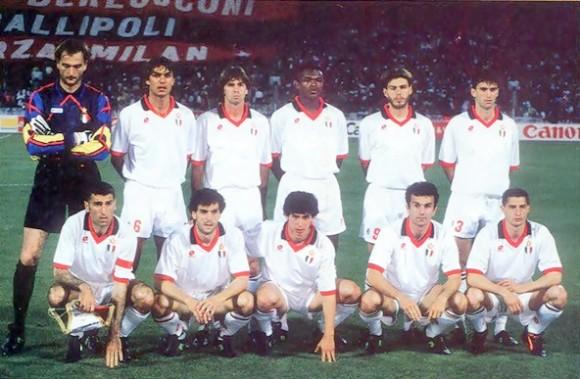 Milan-Barcellona 4-0: la finale di Coppa Campioni ad Atene 1994