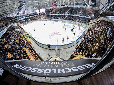 Petkovic: arbitro di hockey ghiaccio a Lugano