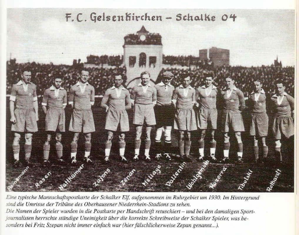 Scandali nel calcio: quando Schalke 04 venne bandito negli Anni Trenta