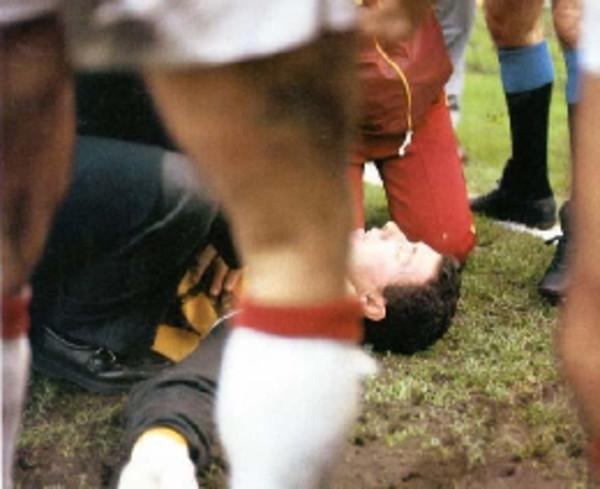 Milan-Roma 0-2: il petardo che colpì Tancredi