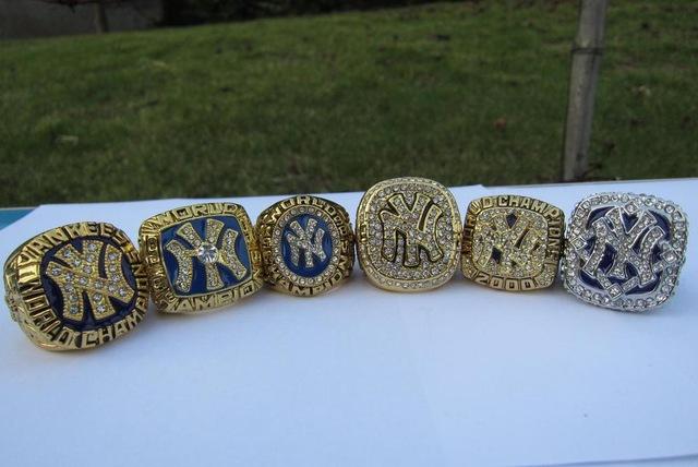 Baseball USA: la classifica dei vincitori degli anelli MLB