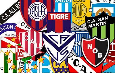 Argentina, i soprannomi dei clubs di calcio-2