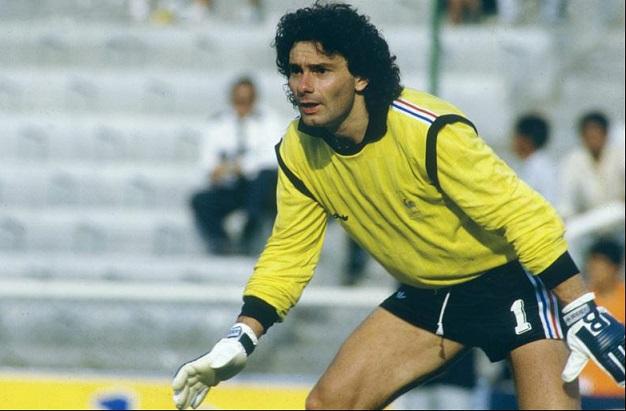 Joel Bats, il portiere di Francia eroe a Mexico86