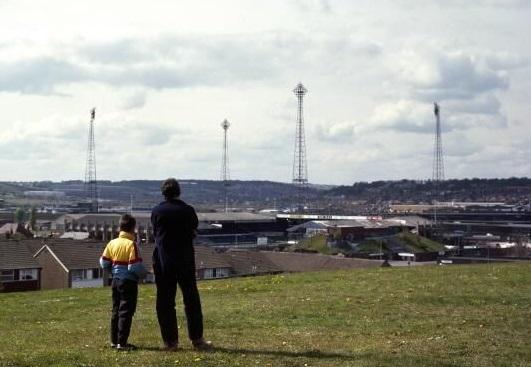 Elland Road, lo stadio del Leeds con le torri più alte d'Europa