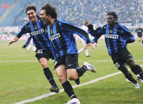 Le rimonte pazzesche: Inter-Sampdoria 3-2 dallo 0-2 a San Siro