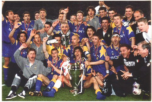 Juventus-Ajax: la finale di Roma porta la Coppa Campioni
