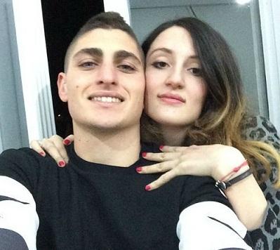 La moglie di Marco Verratti: Laura Zazzara