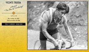 Trueba, lo scalatore che creò la classifica per la montagna