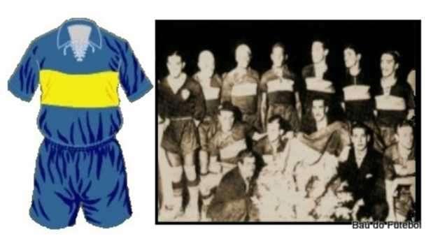 Quando il Brasile indossò la maglia dell'Argentina