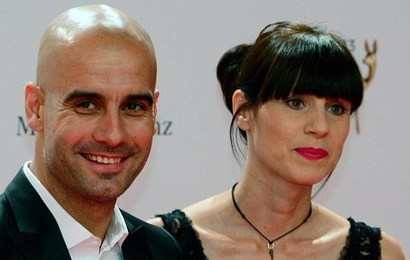 Cristina Serra, la moglie di Pep Guardiola