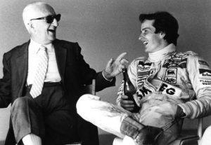 Ferrari e Gilles, due indimenticabili