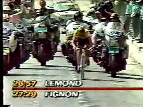 Il manubrio da triatleta: il fattore che aiutò Lemond a vincere il Tour de France