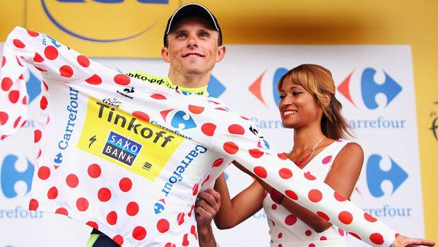 La maglia a pois: Tour de France ringrazia la Spagna