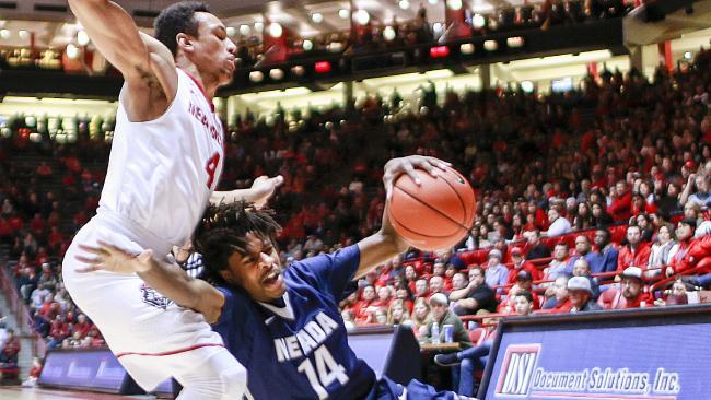 Le rimonte impossibili: Nevada-New Mexico basket NCAA