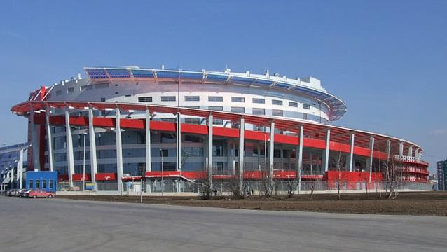 Megasport Arena: la casa del CSKA Mosca di basket