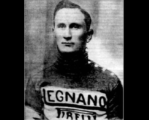 Giuseppe Enrici, il primo americano a vincere il Giro d'Italia