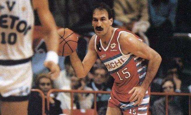 Drazen Dalipagic, l'artista del basket che fece grande Venezia