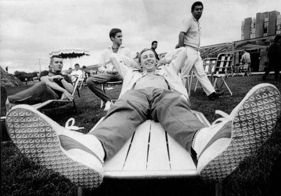 il primo atleta dopato delle olimpiadi
