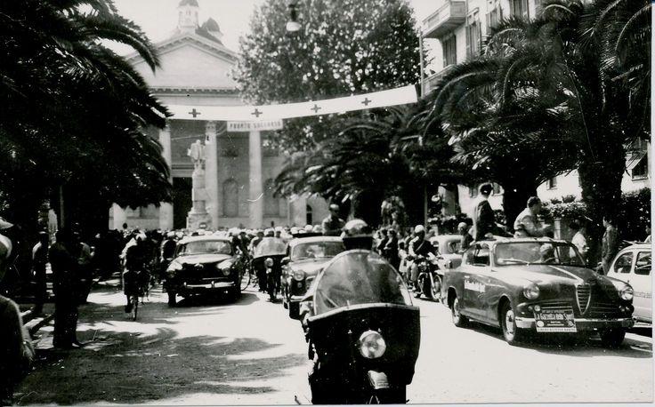 Ciclismo: la Parigi-Nizza che terminò a Roma