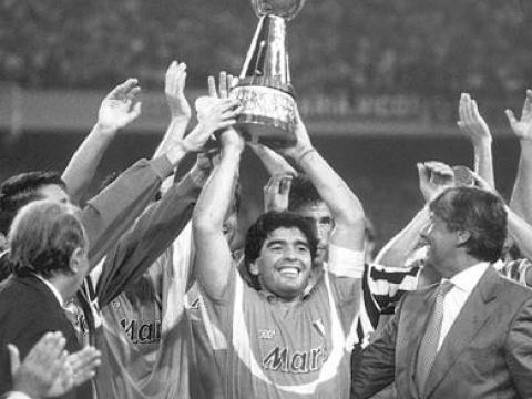 Napoli-Juventus 5-1: la Supercoppa Italiana 1990, ultimo trionfo di Maradona