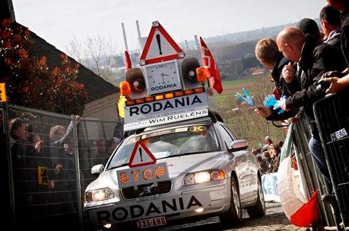 Rodania: la musica che annuncia il Giro delle Fiandre
