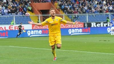 Sampdoria-Pescara 1-3: il ritorno in Serie A, maggio 2012