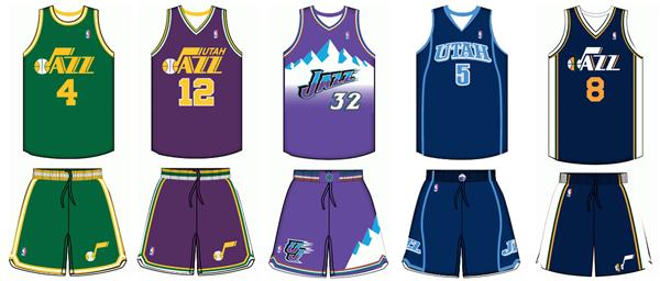 Utah Jazz: la storia del logo della franchigia