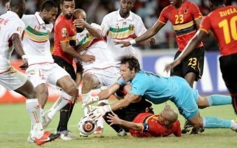 Le rimonte impossibili: Angola-Mali da 4-0 a 4-4