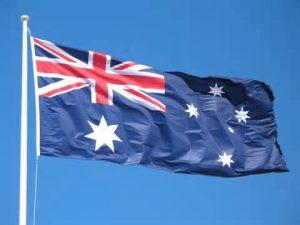 La Union Jack dell'Australia