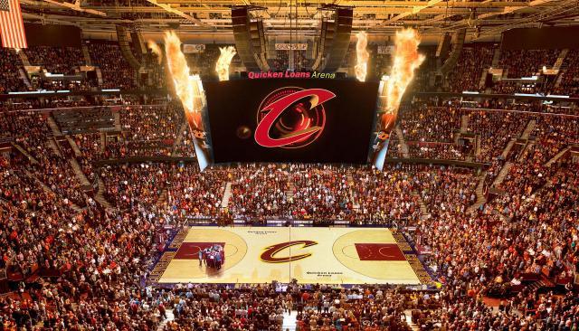 Cleveland Cavs Italia: passione tricolore per LeBron e compagni
