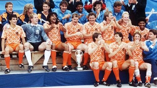 Euro 1988: Olanda-URSS 2-0, Orange campioni con perla di Van Basten