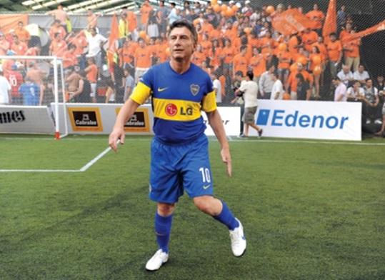 Chi è Mauricio Macri: da presidente del Boca Juniors all'Argentina